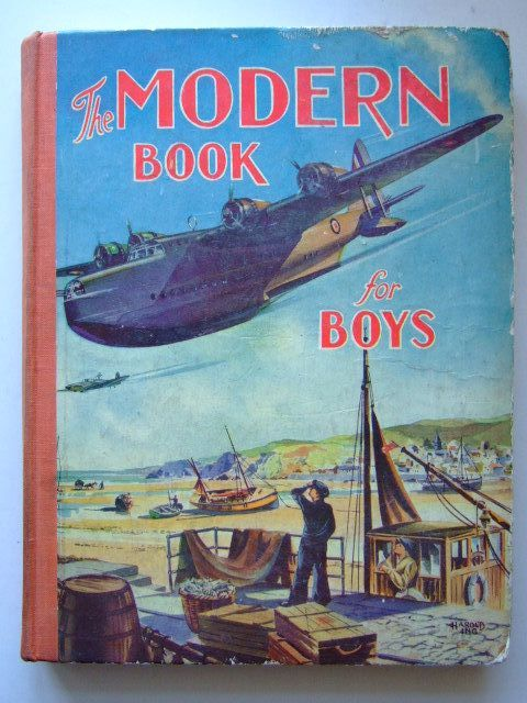 Photo of THE MODERN BOOK FOR BOYS written by Bailey, R. Ernest<br />Garrett, Edgar<br />et al,  published by Birn Brothers Ltd. (STOCK CODE: 1204020)  for sale by Stella & Rose's Books