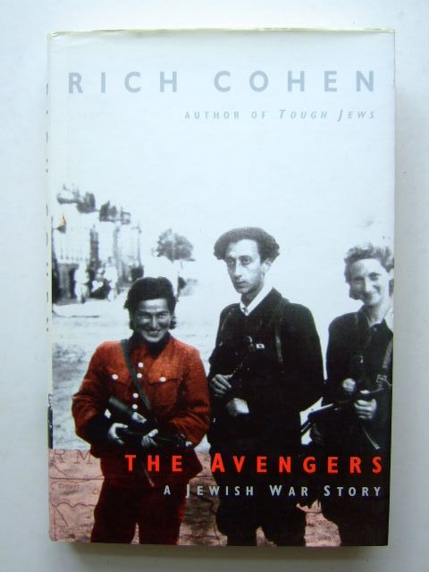 Photo of THE AVENGERS written by Cohen, Rich published by Jonathan Cape (STOCK CODE: 1204308)  for sale by Stella & Rose's Books