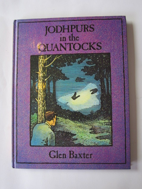 Photo of JODPHURS IN THE QUANTOCKS written by Baxter, Glen illustrated by Baxter, Glen published by Jonathan Cape (STOCK CODE: 1204354)  for sale by Stella & Rose's Books