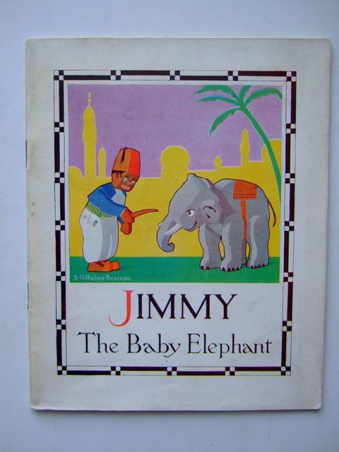 Photo of JIMMY THE BABY ELEPHANT written by Beaman, S.G. Hulme illustrated by Beaman, S.G. Hulme published by Frederick Warne & Co Ltd. (STOCK CODE: 1204471)  for sale by Stella & Rose's Books