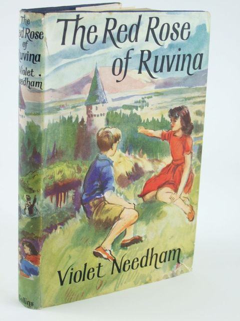 Photo of THE RED ROSE OF RUVINA written by Needham, Violet illustrated by Kennedy, Richard published by Collins (STOCK CODE: 1204918)  for sale by Stella & Rose's Books