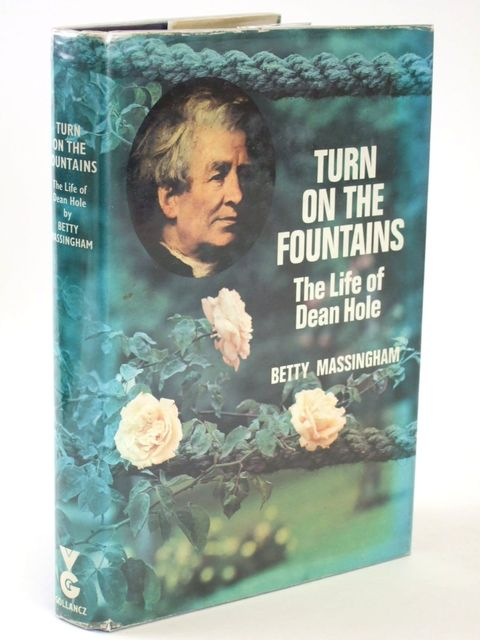 Photo of TURN ON THE FOUNTAINS written by Massingham, Betty published by Victor Gollancz (STOCK CODE: 1205228)  for sale by Stella & Rose's Books