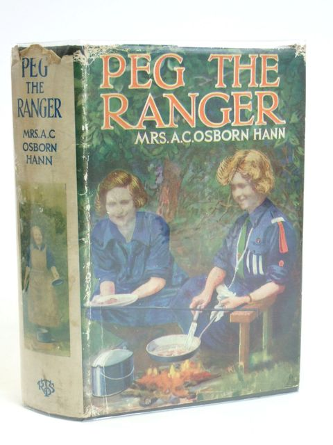 Photo of PEG THE RANGER written by Hann, Mrs. A.C. Osborn published by The Religious Tract Society (STOCK CODE: 1205273)  for sale by Stella & Rose's Books