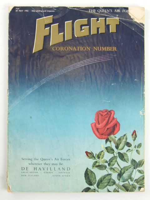 Photo of FLIGHT CORONATION NUMBER written by Smith, Maurice A. published by Iliffe & Sons Limited (STOCK CODE: 1205467)  for sale by Stella & Rose's Books