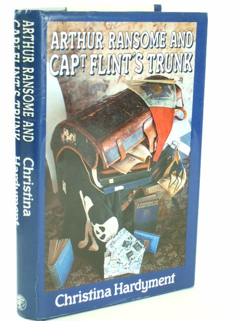 Photo of ARTHUR RANSOME AND CAPTAIN FLINT'S TRUNK written by Hardyment, Christina published by Jonathan Cape (STOCK CODE: 1205775)  for sale by Stella & Rose's Books