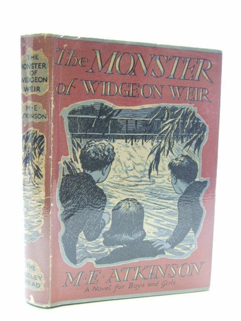 Photo of THE MONSTER OF WIDGEON WEIR written by Atkinson, M.E. illustrated by Tresilian, Stuart published by John Lane The Bodley Head (STOCK CODE: 1206079)  for sale by Stella & Rose's Books