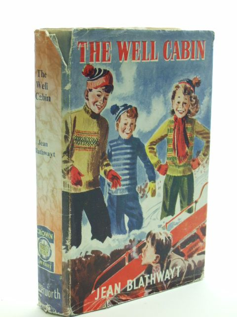 Photo of THE WELL CABIN written by Blathwayt, Jean published by Lutterworth Press (STOCK CODE: 1206225)  for sale by Stella & Rose's Books