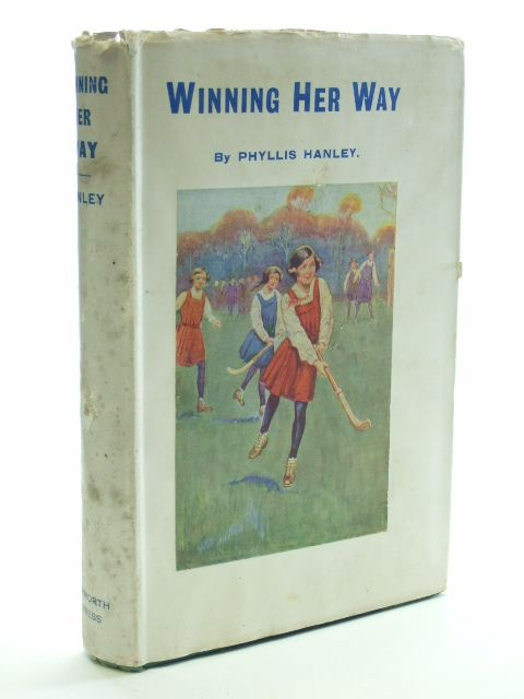 Photo of WINNING HER WAY written by Hanley, Phyllis published by The Epworth Press (STOCK CODE: 1206242)  for sale by Stella & Rose's Books