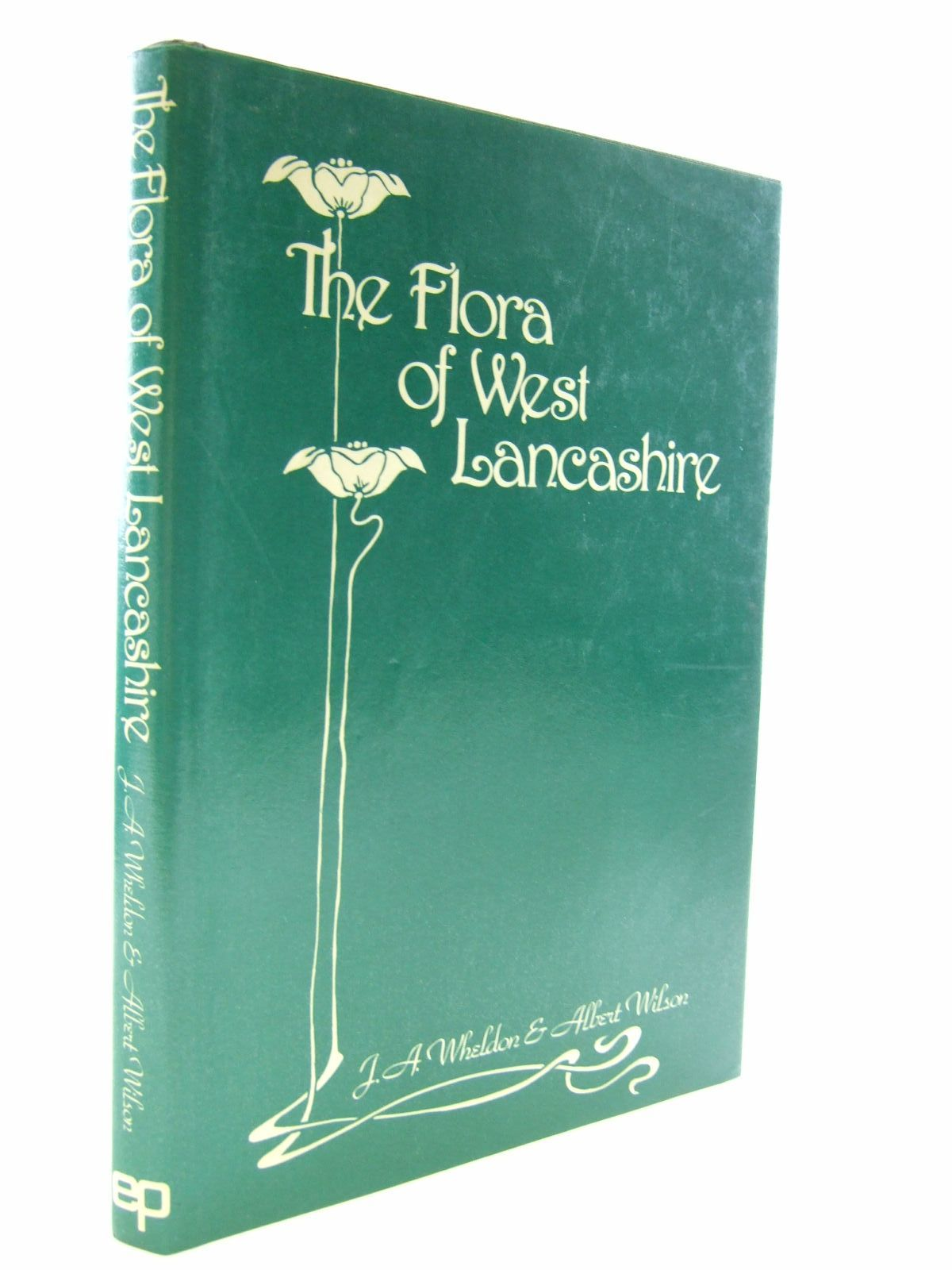 Photo of THE FLORA OF WEST LANCASHIRE written by Wheldon, J.A. published by E.P. Publishing Limited (STOCK CODE: 1206656)  for sale by Stella & Rose's Books