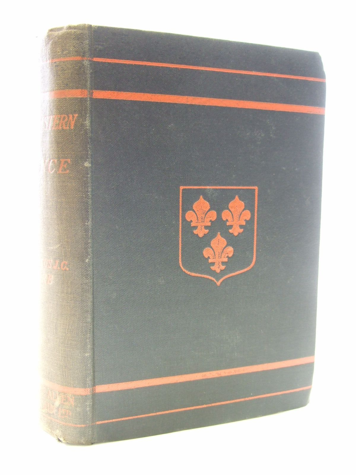 Photo of SOUTH-EASTERN FRANCE written by Hare, Augustus J.C. published by George Allen (STOCK CODE: 1206789)  for sale by Stella & Rose's Books