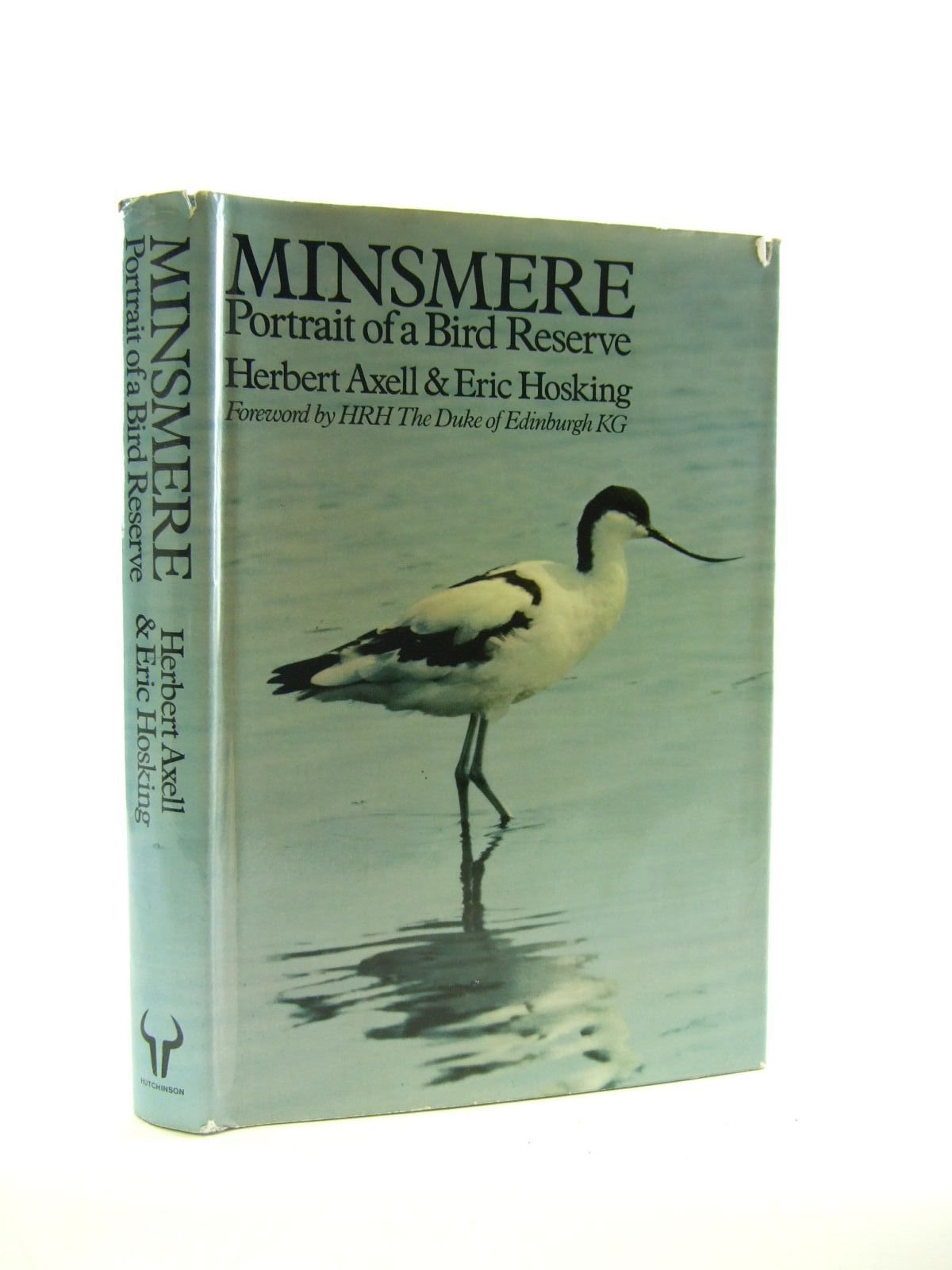 Photo of MINSMERE PORTRAIT OF A BIRD RESERVE written by Axell, Herbert illustrated by Hosking, Eric published by Hutchinson (STOCK CODE: 1207139)  for sale by Stella & Rose's Books