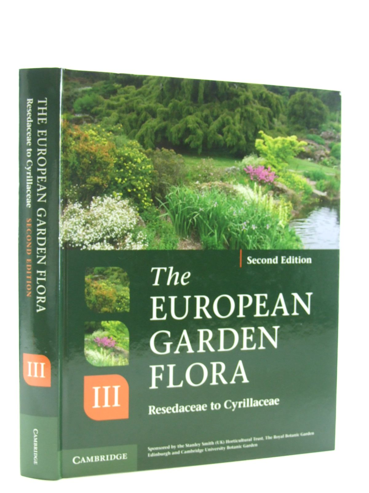Photo of THE EUROPEAN GARDEN FLORA FLOWERING PLANTS VOLUME III written by Cullen, James<br />Knees, Sabina G.<br />Cubey, H. Suzanne<br />et al,  published by Cambridge University Press (STOCK CODE: 1207198)  for sale by Stella & Rose's Books