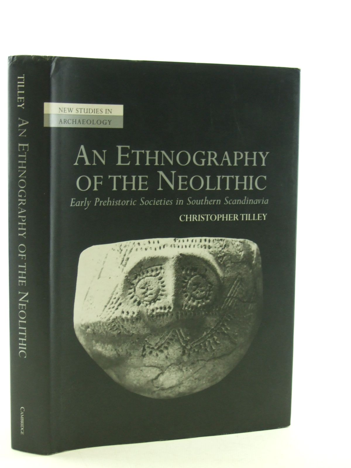 Photo of AN ETHNOGRAPHY OF THE NEOLITHIC written by Tilley, Christopher published by Cambridge University Press (STOCK CODE: 1207208)  for sale by Stella & Rose's Books