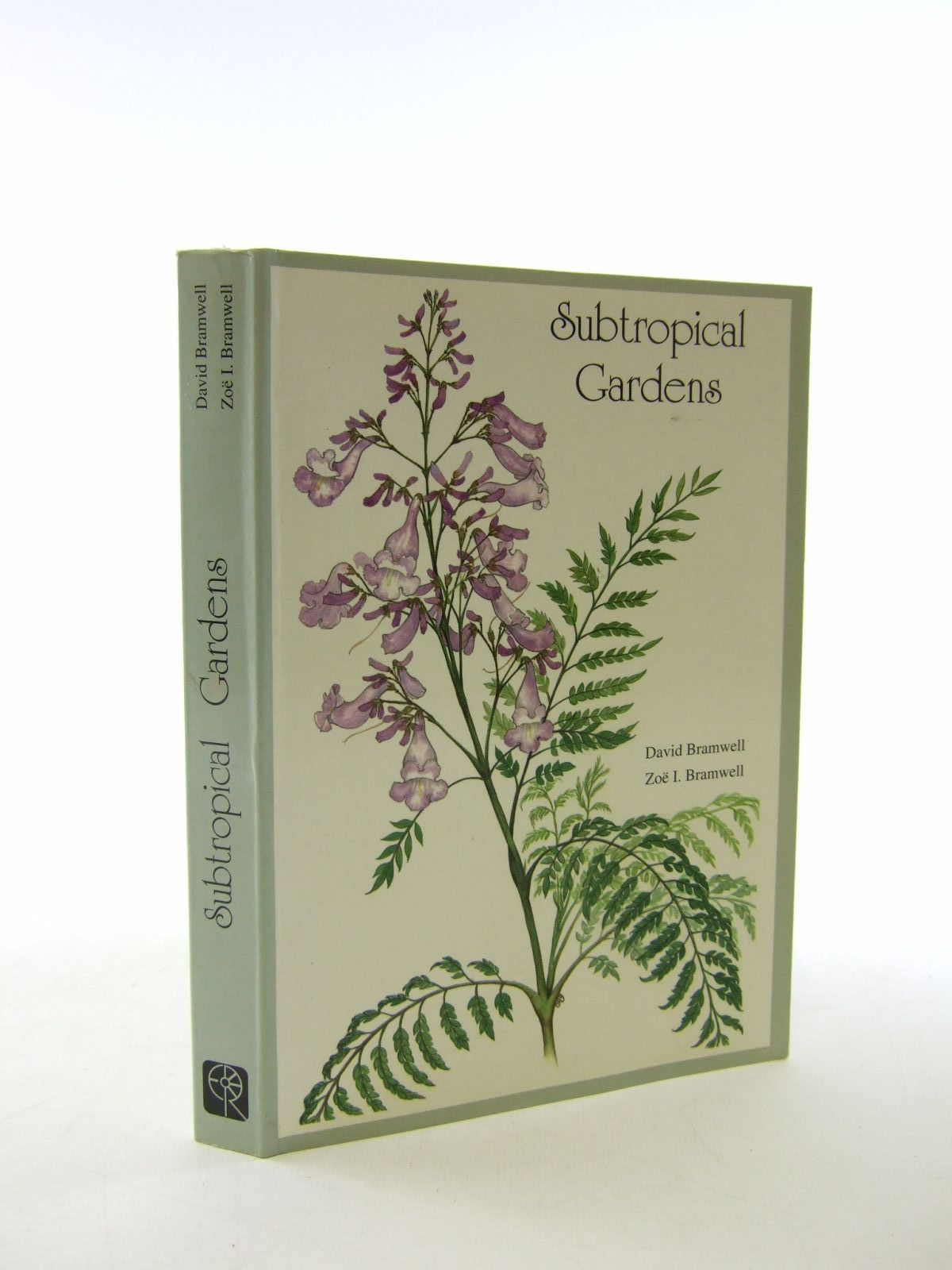Photo of SUBTROPICAL GARDENS written by Bramwell, David<br />Bramwell, Zoe I. published by Editorial Rueda (STOCK CODE: 1207279)  for sale by Stella & Rose's Books