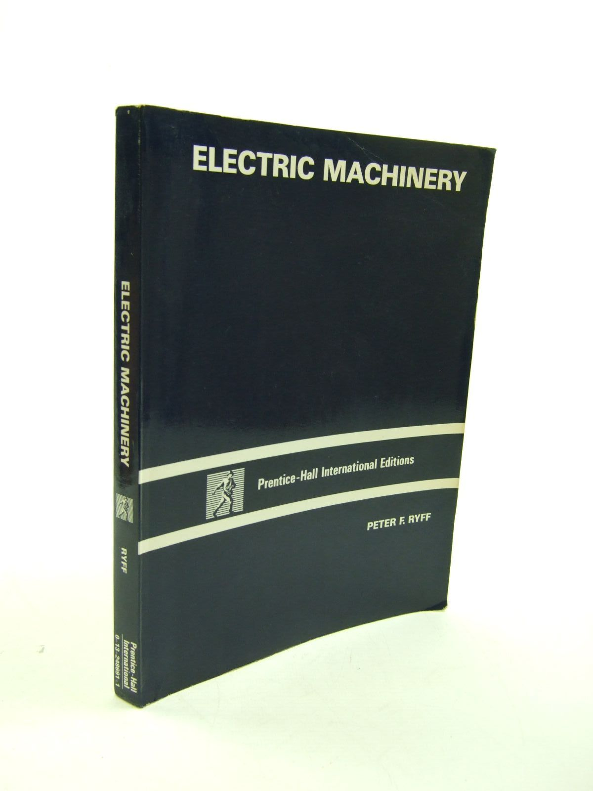 Photo of ELECTRIC MACHINERY written by Ryff, Peter F. published by Prentice-Hall (STOCK CODE: 1207502)  for sale by Stella & Rose's Books