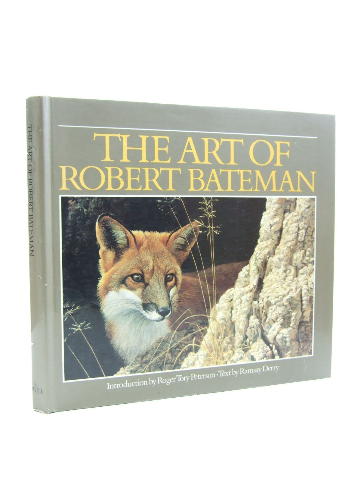 Photo of THE ART OF ROBERT BATEMAN written by Derry, Ramsay published by Swan Hill Press (STOCK CODE: 1207620)  for sale by Stella & Rose's Books