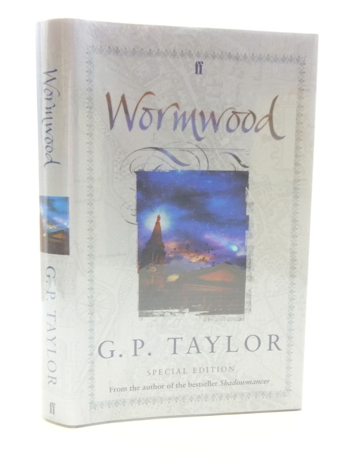 Photo of WORMWOOD written by Taylor, G.P. published by Faber & Faber (STOCK CODE: 1207790)  for sale by Stella & Rose's Books