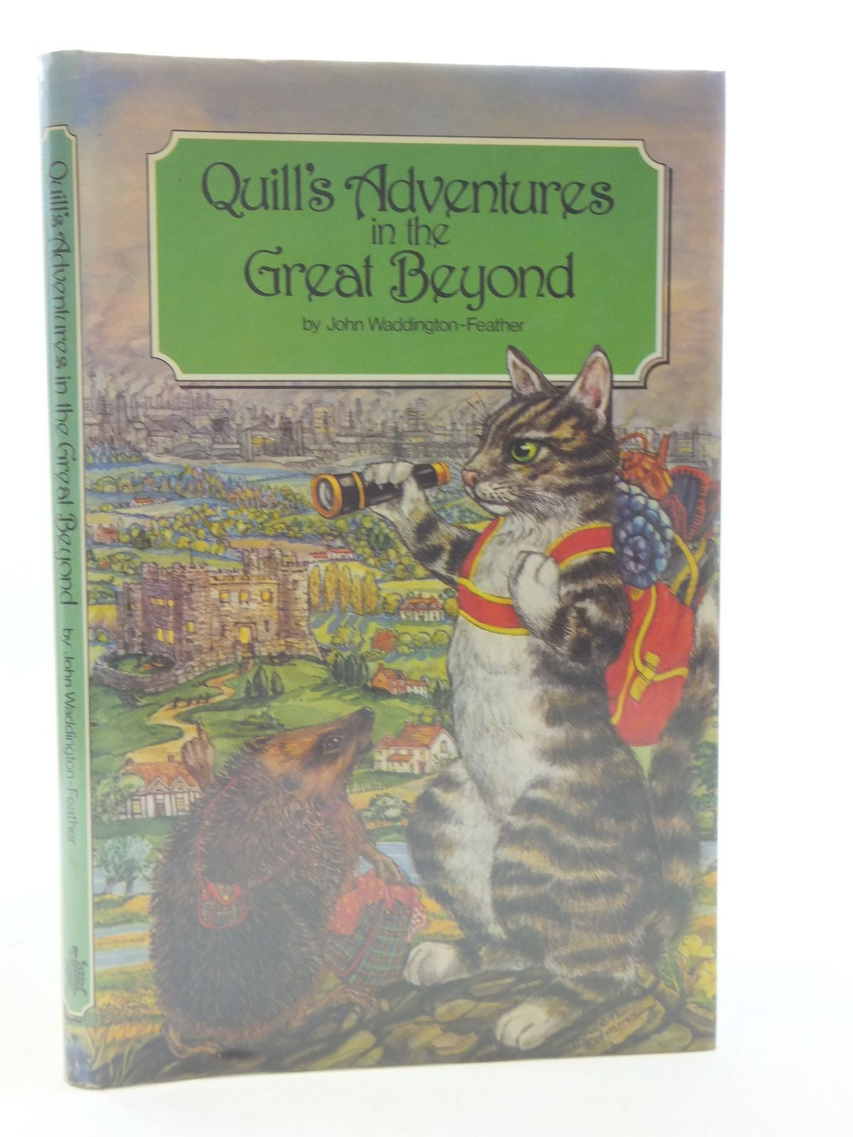 Photo of QUILL'S ADVENTURES IN THE GREAT BEYOND written by Waddington-Feather, John published by Hambleside Publishers (STOCK CODE: 1207793)  for sale by Stella & Rose's Books