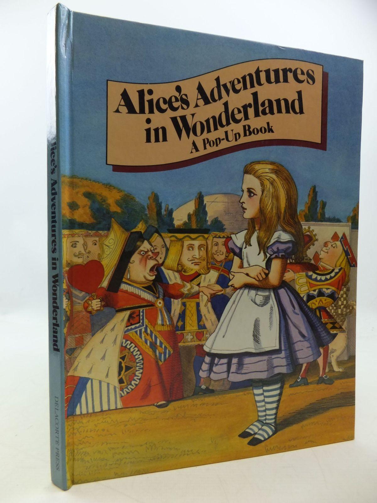 Photo of ALICE'S ADVENTURES IN WONDERLAND A POP-UP BOOK