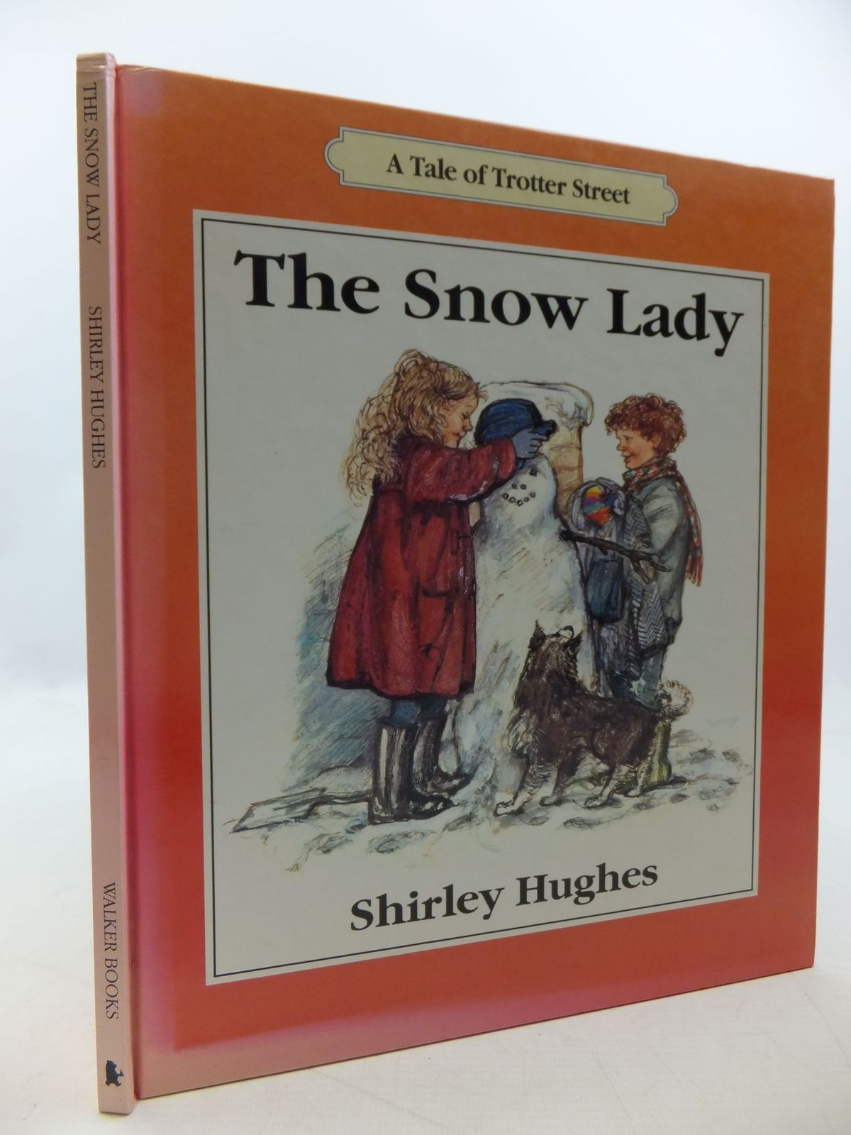 Photo of THE SNOW LADY written by Hughes, Shirley illustrated by Hughes, Shirley published by Walker Books (STOCK CODE: 1207861)  for sale by Stella & Rose's Books
