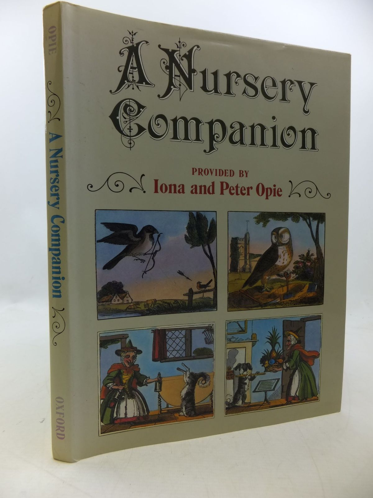 Photo of A NURSERY COMPANION written by Opie, Iona<br />Opie, Peter published by Oxford University Press (STOCK CODE: 1207901)  for sale by Stella & Rose's Books