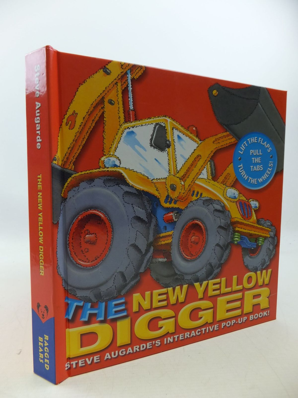 Photo of THE NEW YELLOW DIGGER