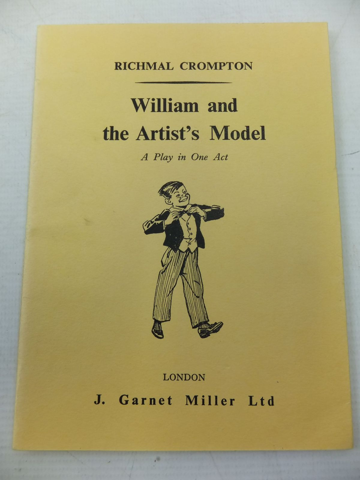 Photo of WILLIAM AND THE ARTIST'S MODEL