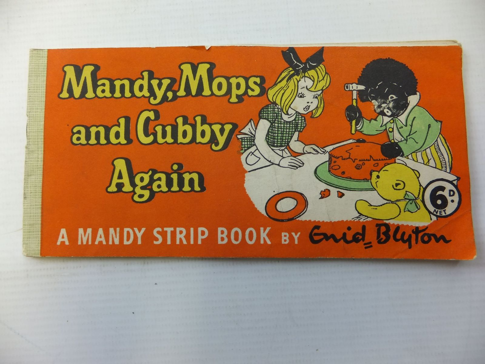 Photo of MANDY, MOPS AND CUBBY AGAIN