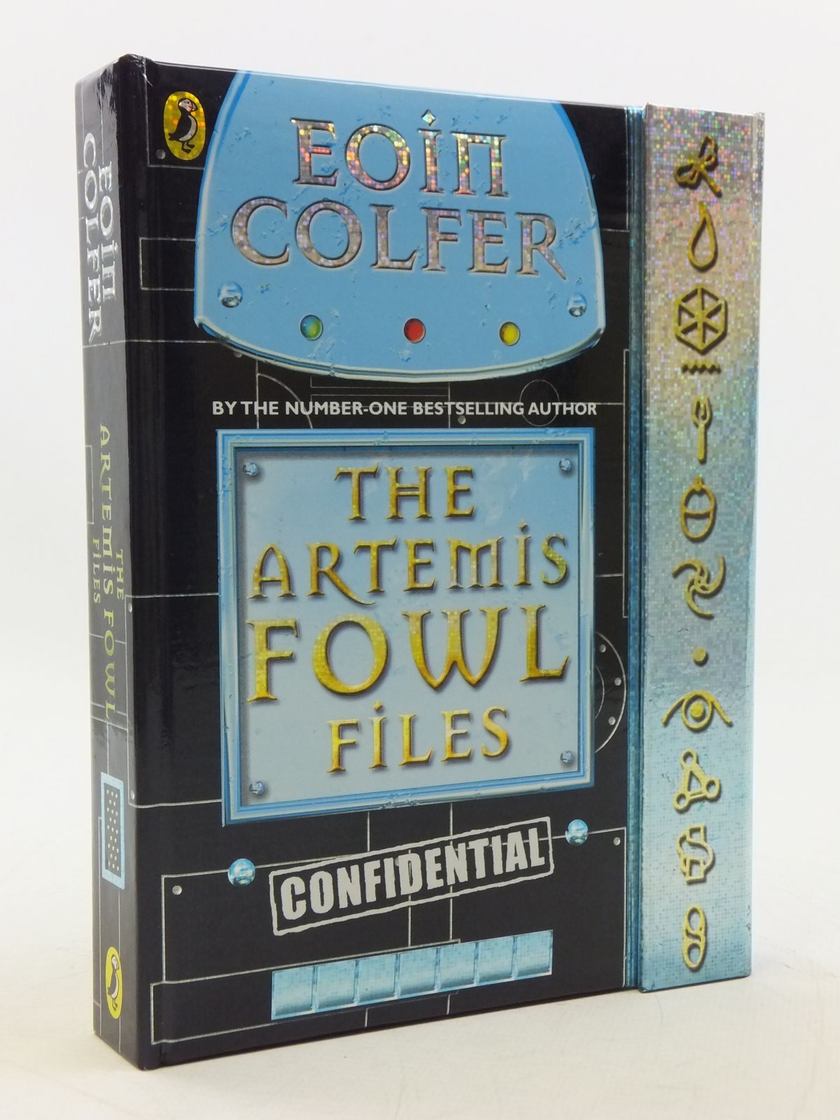 Photo Of The Artemis Fowl Files Written By Colfer, Eoin Illustrated By  Fleetwood, Tony