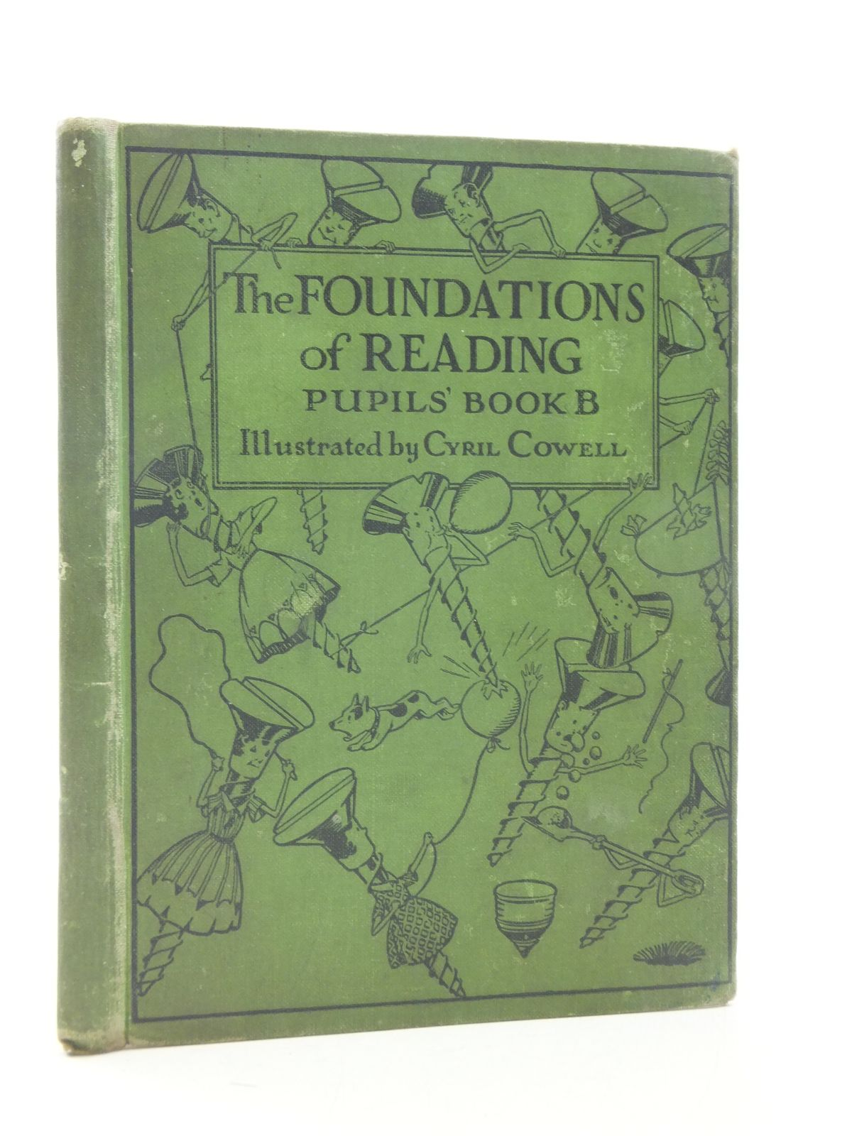 Photo of THE FOUNDATIONS OF READING written by Wilson, Richard illustrated by Cowell, Cyril published by Thomas Nelson and Sons Ltd. (STOCK CODE: 1208057)  for sale by Stella & Rose's Books