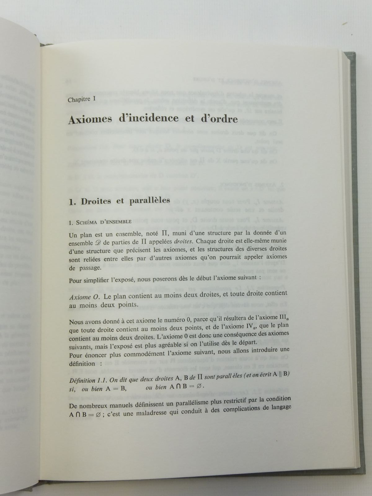Photo of L'ENSEIGNEMENT DE LA GEOMETRIE written by Choquet, Gustave published by Hermann (STOCK CODE: 1208185)  for sale by Stella & Rose's Books