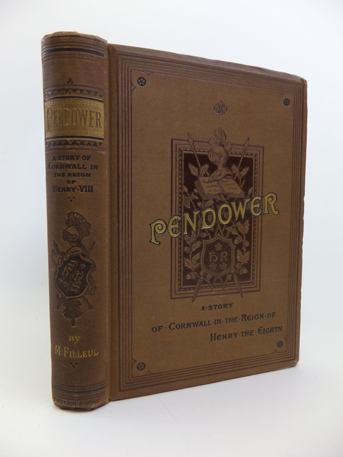 Photo of PENDOWER written by Filleul, M. published by T. Nelson & Sons (STOCK CODE: 1208212)  for sale by Stella & Rose's Books