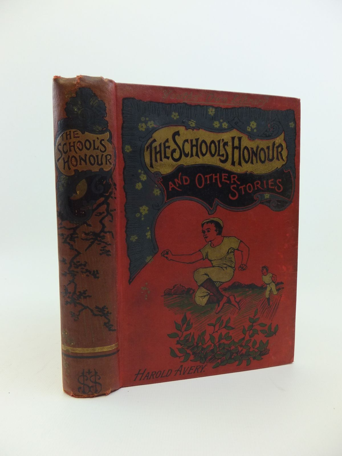 Photo of THE SCHOOL'S HONOUR AND OTHER STORIES written by Avery, Harold illustrated by Johnson, A.<br />Potter, Raymond<br />Greig, H.S.<br />et al., published by The Sunday School Union (STOCK CODE: 1208256)  for sale by Stella & Rose's Books