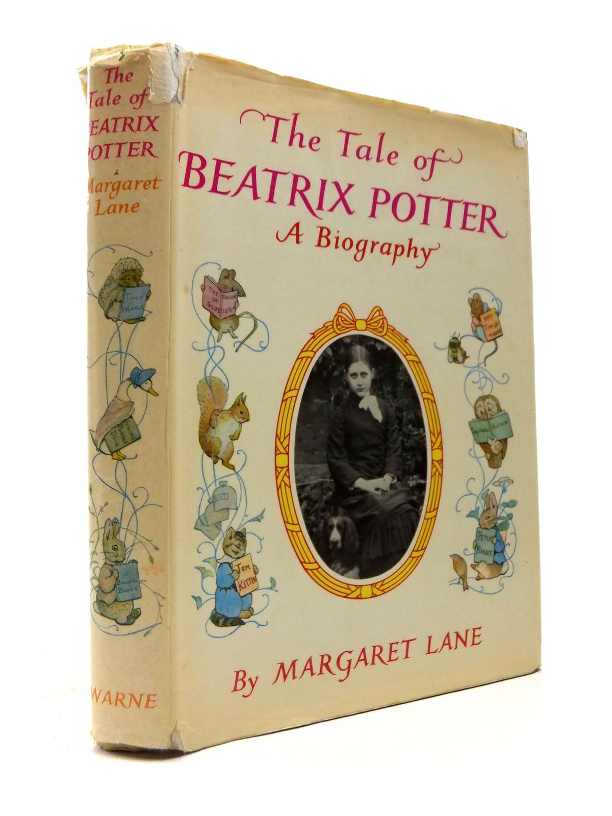 Photo of THE TALE OF BEATRIX POTTER