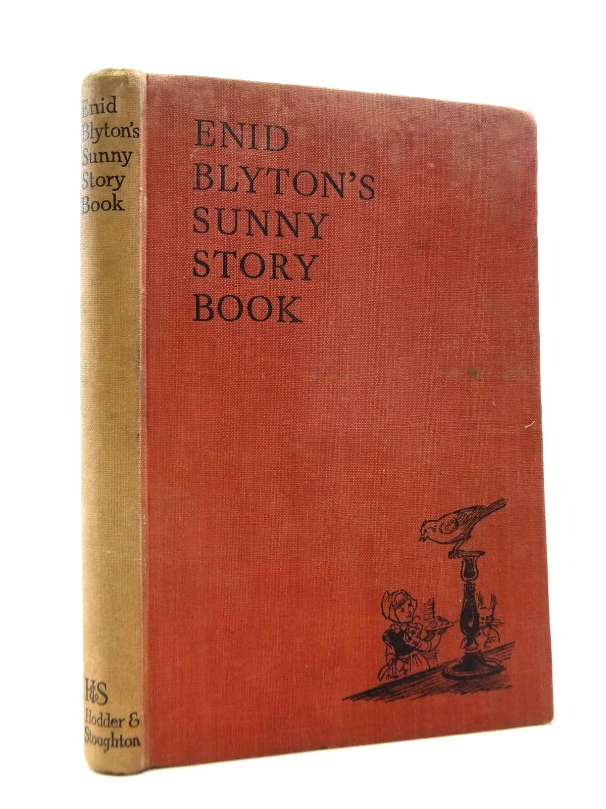 Photo of ENID BLYTON'S SUNNY STORY BOOK written by Blyton, Enid illustrated by Soper, Eileen published by Hodder & Stoughton (STOCK CODE: 1208371)  for sale by Stella & Rose's Books