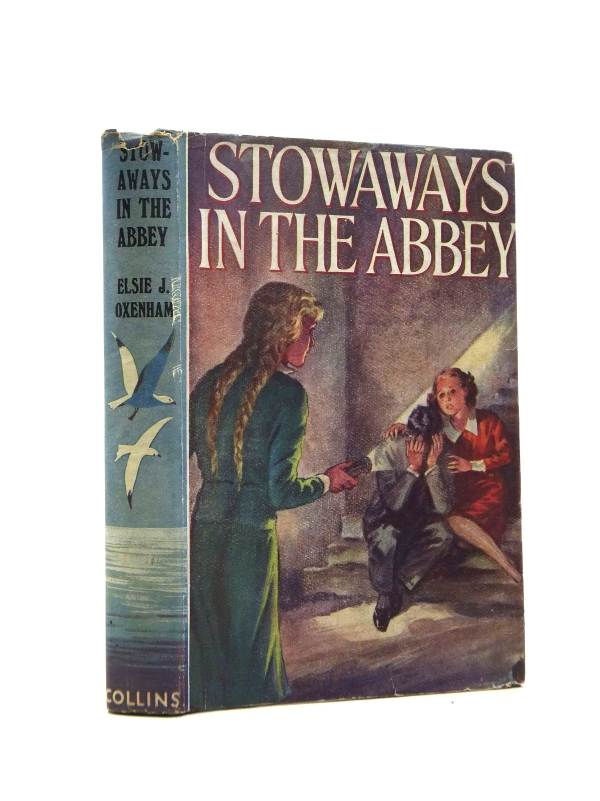 Photo of STOWAWAYS IN THE ABBEY written by Oxenham, Elsie J. published by Collins (STOCK CODE: 1208556)  for sale by Stella & Rose's Books