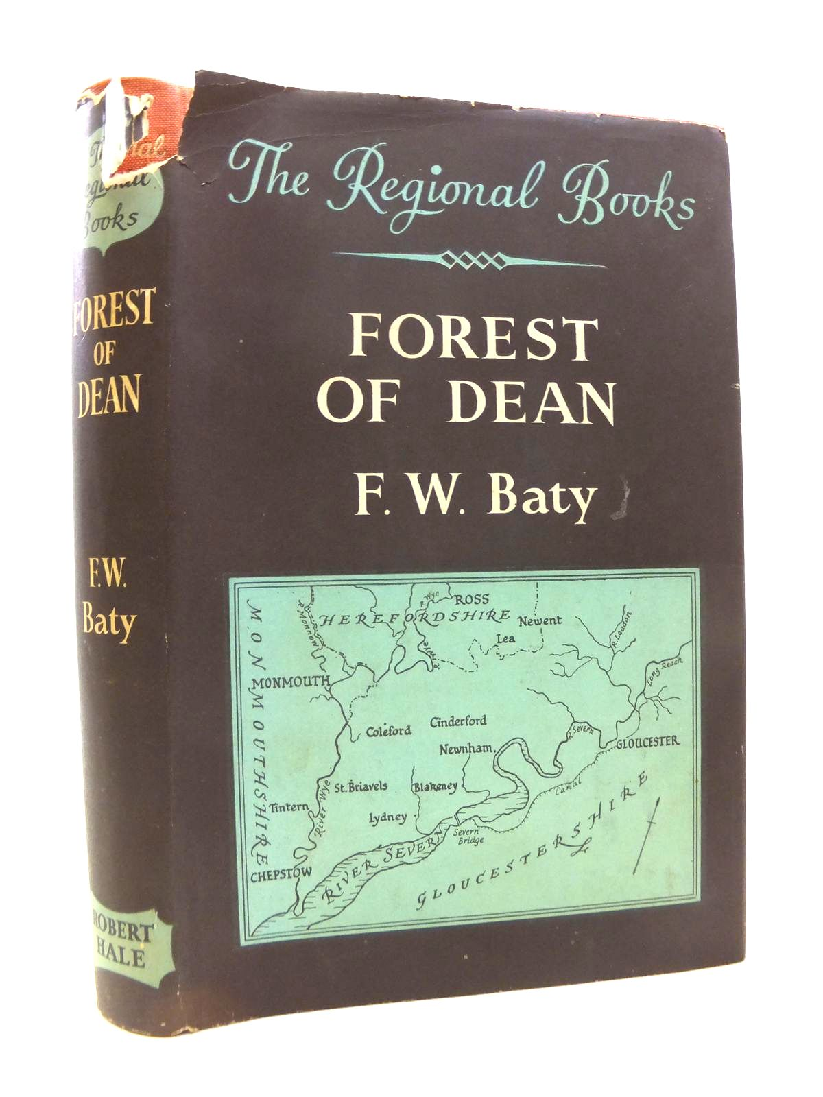 Photo of FOREST OF DEAN written by Baty, F.W. published by Robert Hale (STOCK CODE: 1208566)  for sale by Stella & Rose's Books