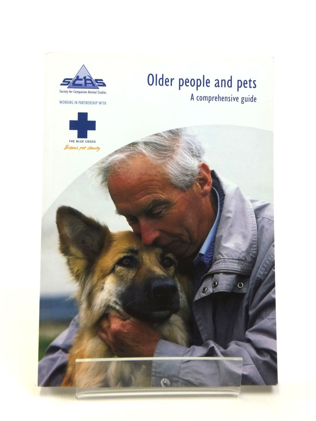 Photo of OLDER PEOPLE AND PETS written by Dono, Jo-Ann<br />Ormerod, Elizabeth published by Society For Companion Animal Studies (STOCK CODE: 1208590)  for sale by Stella & Rose's Books