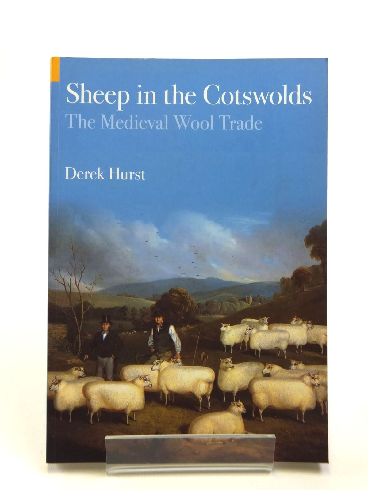 Photo of SHEEP IN THE COTSWOLDS written by Hurst, Derek (STOCK CODE: 1208596)  for sale by Stella & Rose's Books