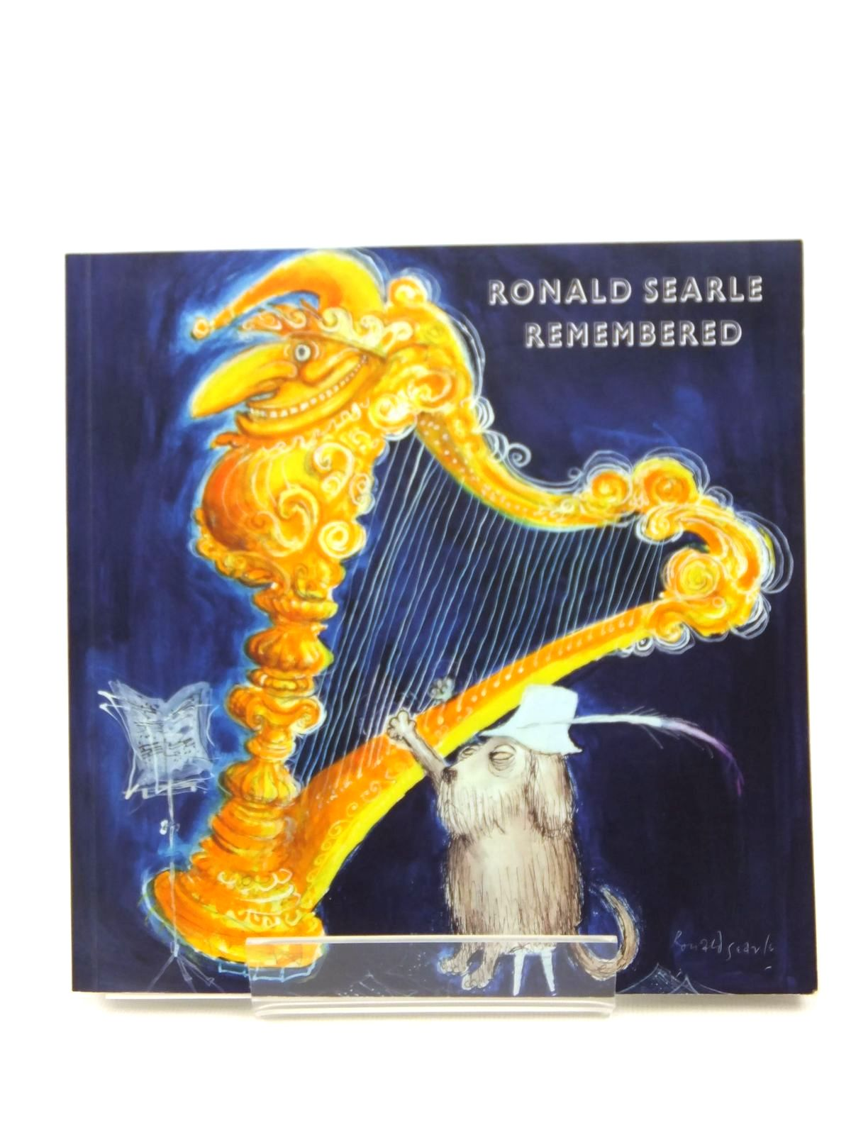 Photo of RONALD SEARLE REMEMBERED written by Wootton, David illustrated by Searle, published by Chris Beetles Gallery (STOCK CODE: 1208613)  for sale by Stella & Rose's Books