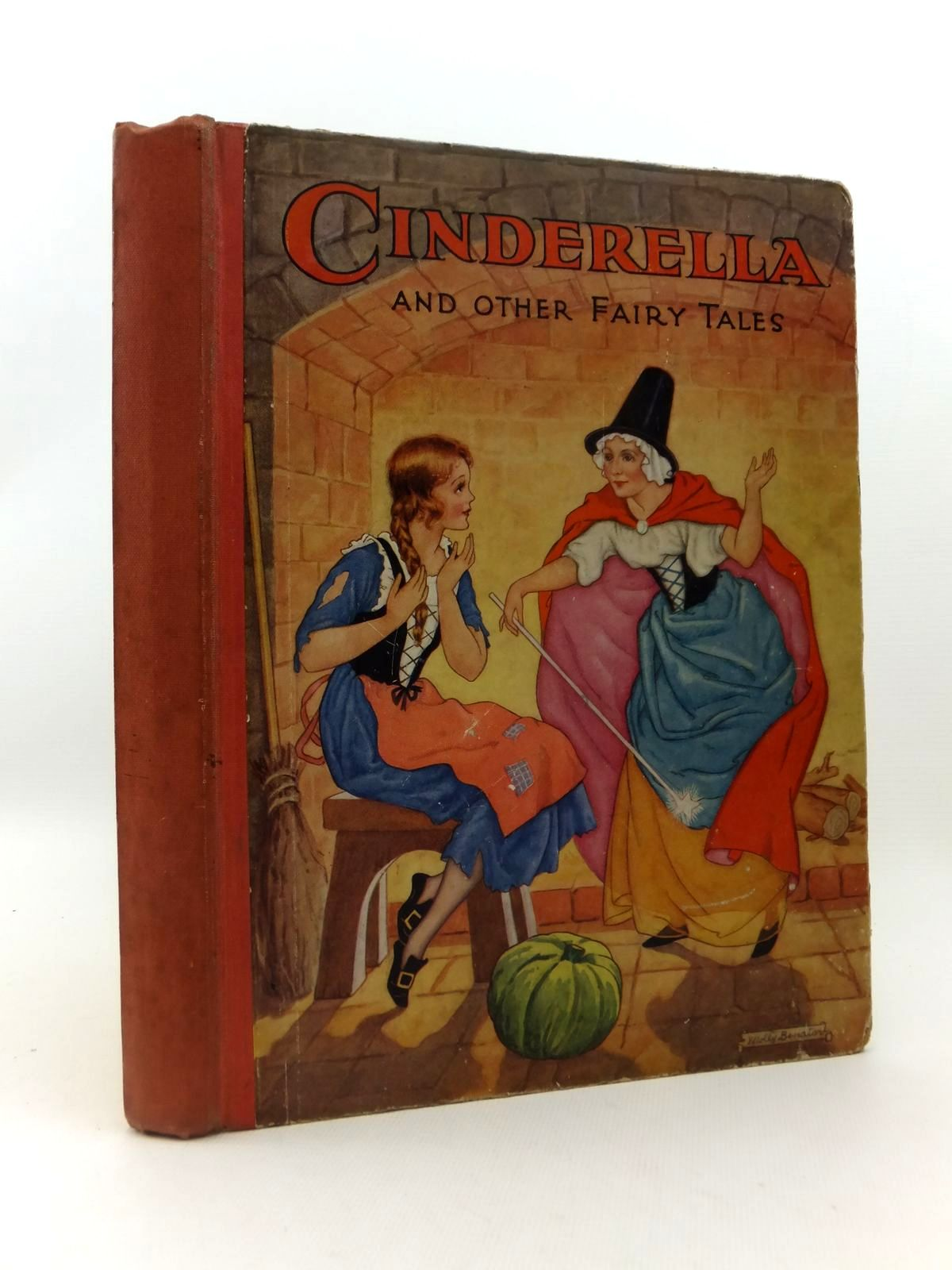 Photo of CINDERELLA AND OTHER FAIRY TALES published by Raphael Tuck & Sons Ltd. (STOCK CODE: 1208647)  for sale by Stella & Rose's Books