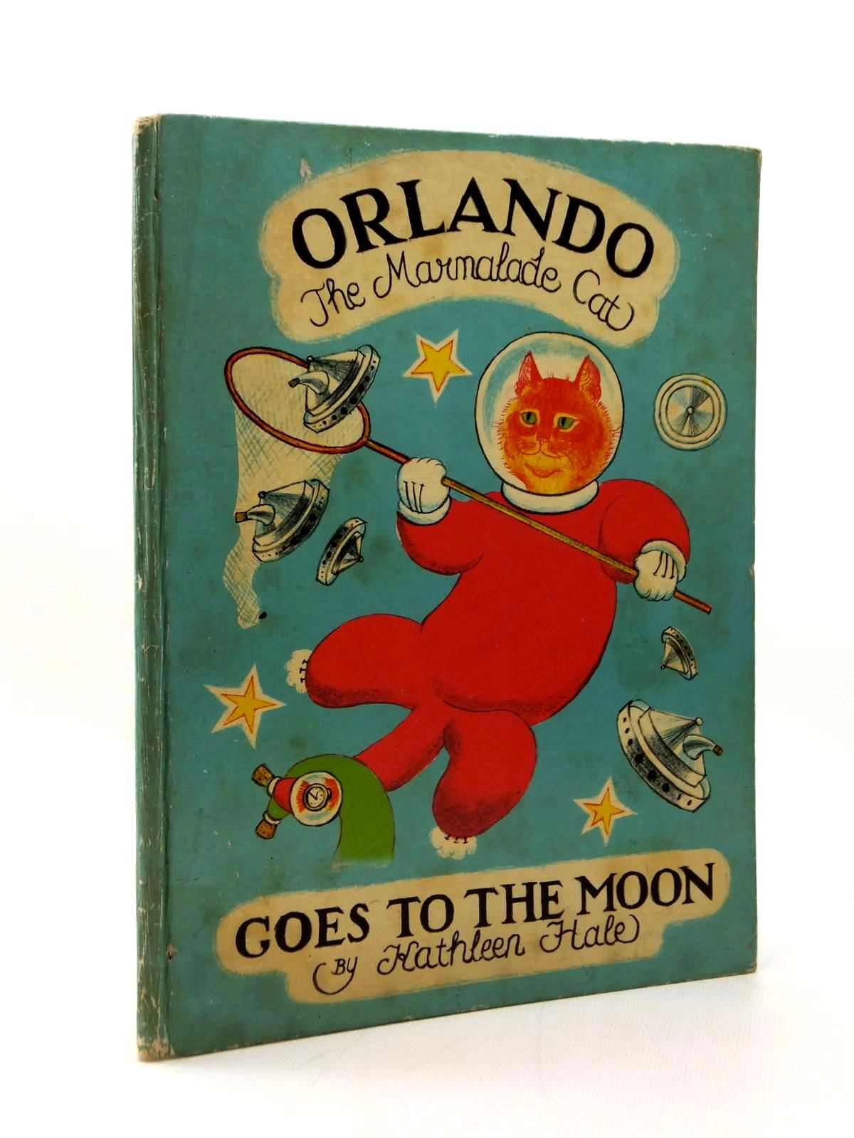 Orlando (the Marmalade Cat) Goes To The Moon