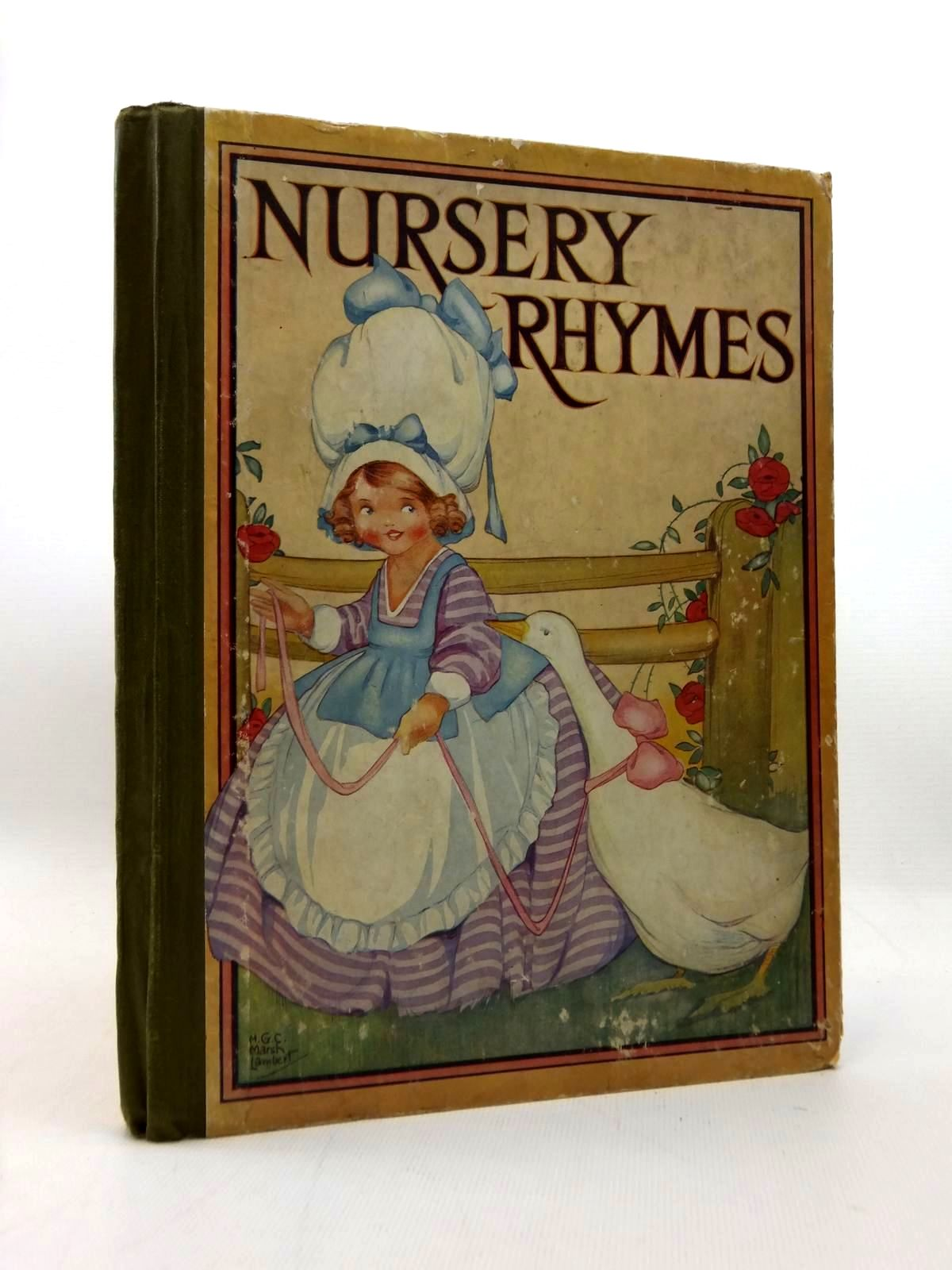 Photo of NURSERY RHYMES illustrated by Lambert, H.G.C. Marsh published by Ward, Lock & Co. Limited (STOCK CODE: 1208811)  for sale by Stella & Rose's Books