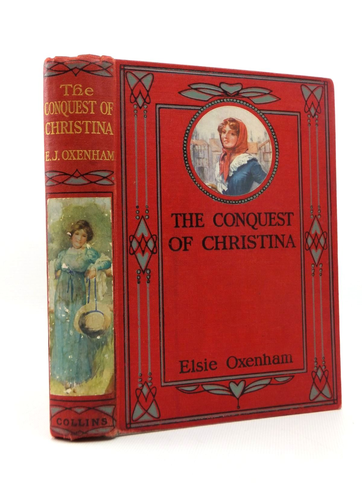 Photo of THE CONQUEST OF CHRISTINA written by Oxenham, Elsie J. published by Collins Clear-Type Press (STOCK CODE: 1208817)  for sale by Stella & Rose's Books