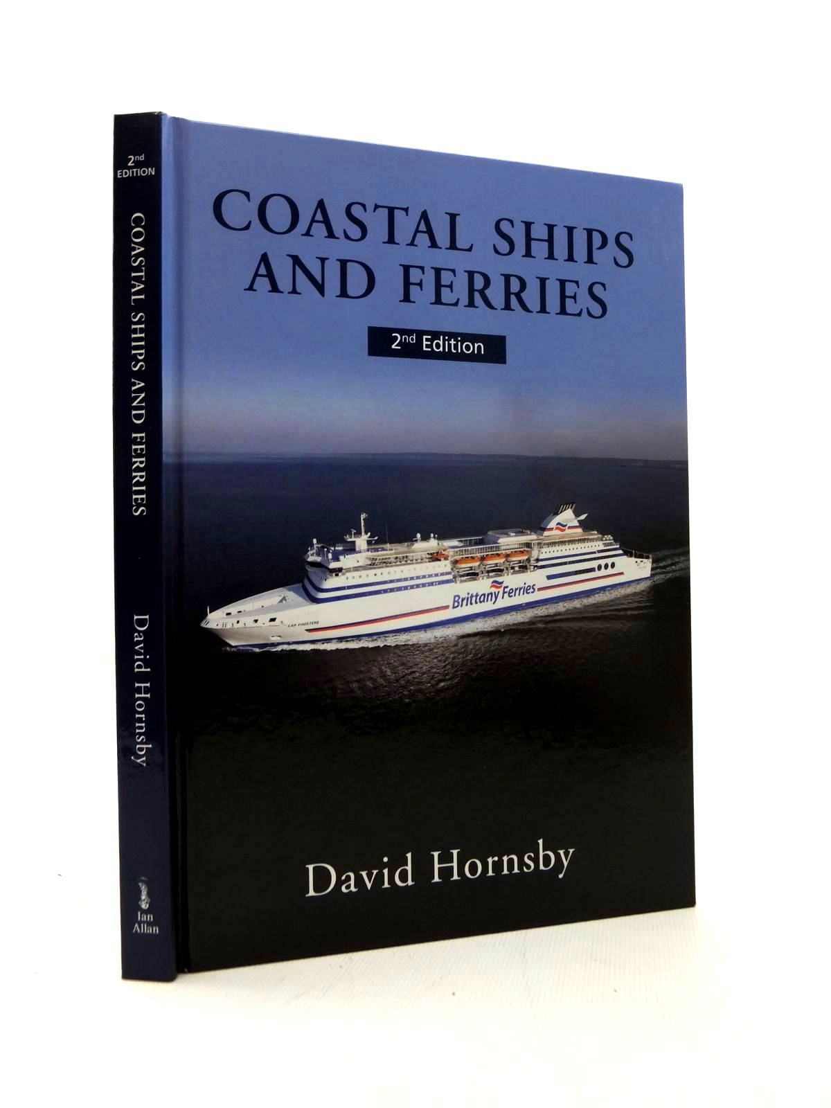 Photo of COASTAL FERRIES AND SHIPS written by Hornsby, David published by Ian Allan (STOCK CODE: 1208846)  for sale by Stella & Rose's Books