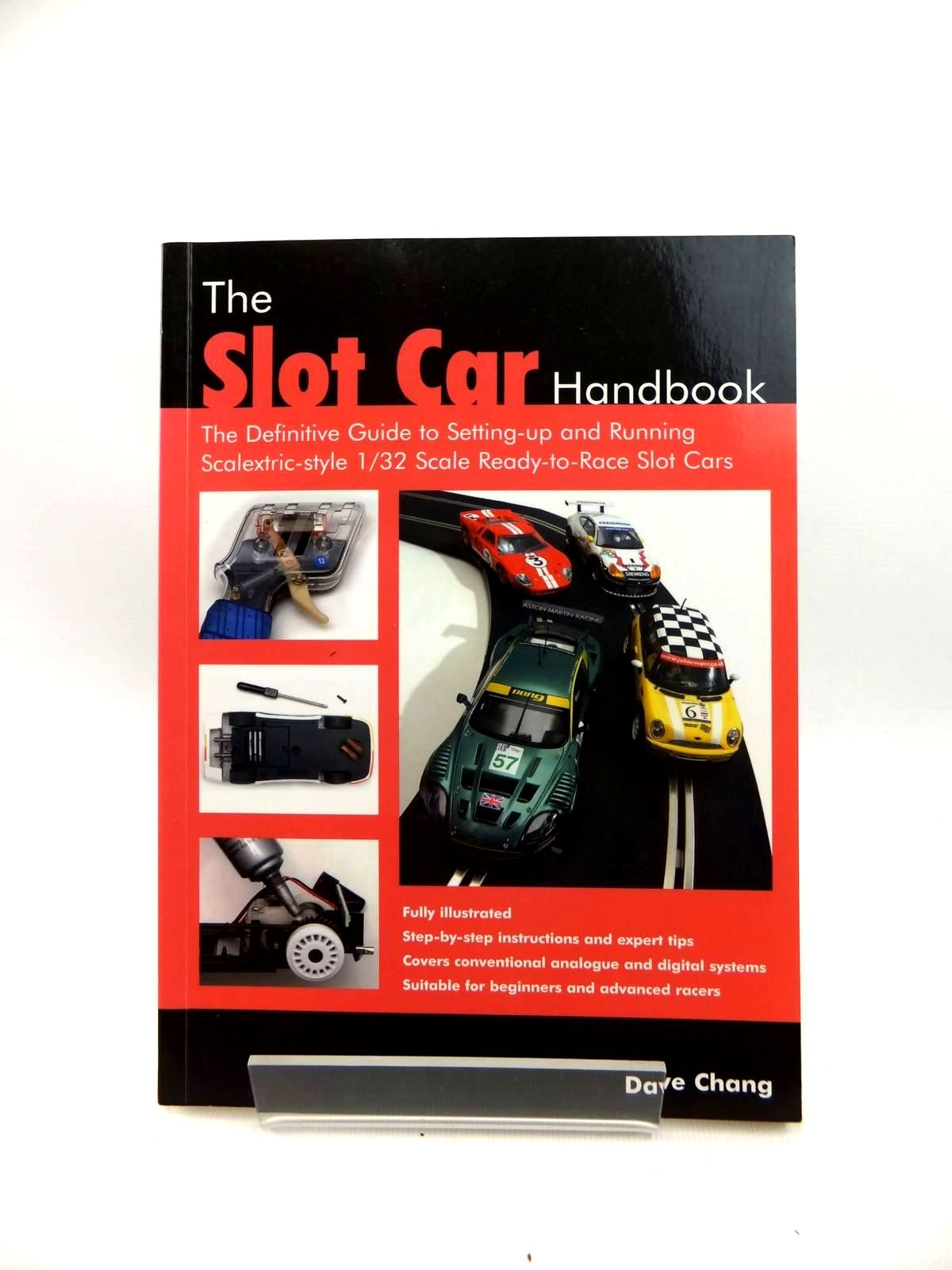 Photo of THE SLOT CAR HANDBOOK written by Chang, Dave published by The Crowood Press (STOCK CODE: 1208864)  for sale by Stella & Rose's Books