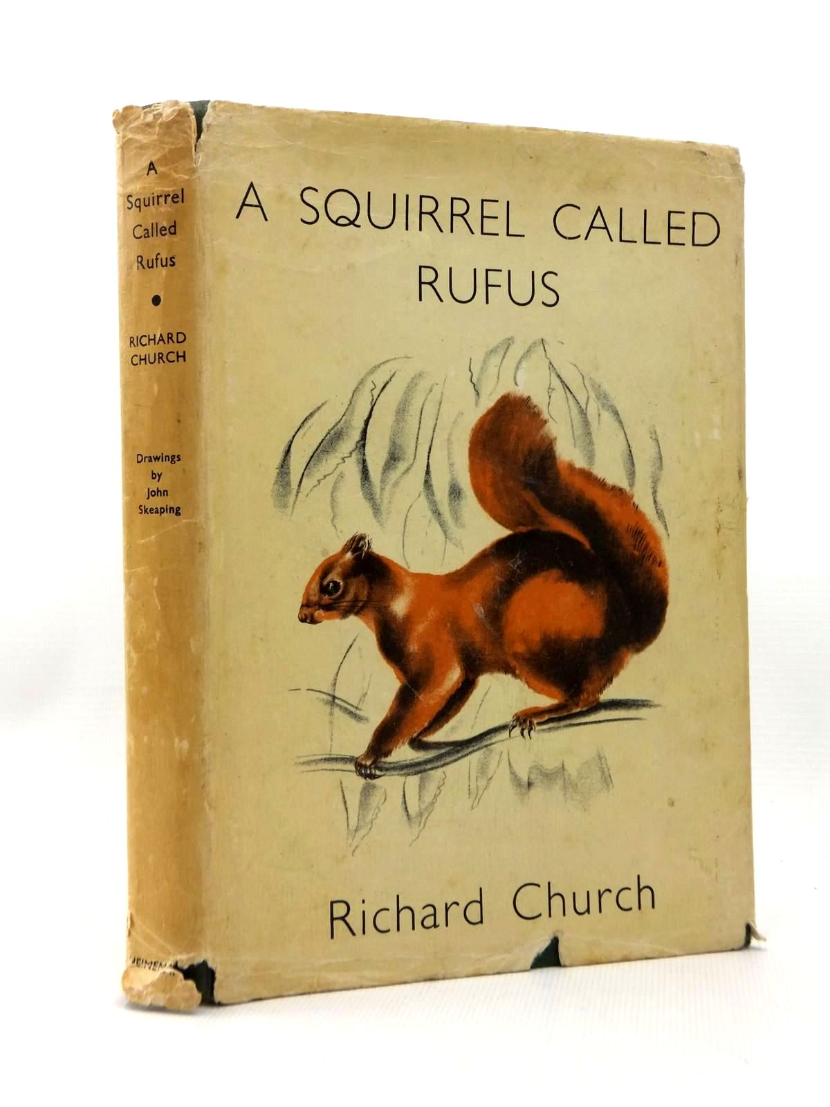 Photo of A SQUIRREL CALLED RUFUS