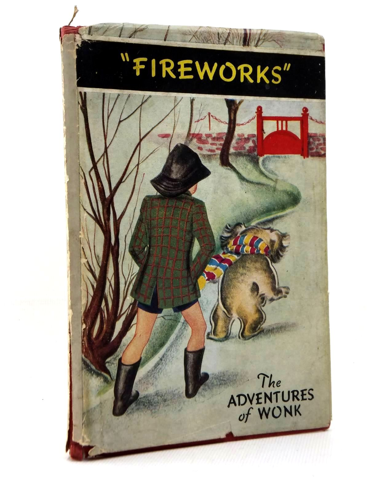 Photo of THE ADVENTURES OF WONK - FIREWORKS- Stock Number: 1208884