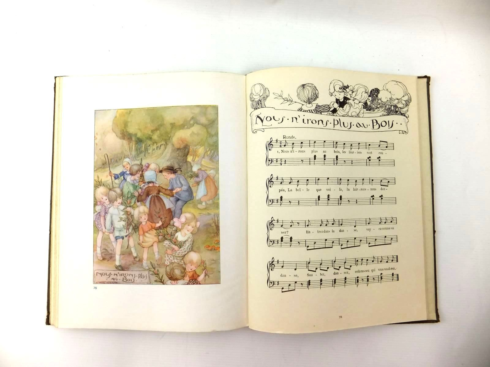 Photo of OLD FRENCH NURSERY SONGS written by Mansion, Horace illustrated by Anderson, Anne published by George G. Harrap & Co. Ltd. (STOCK CODE: 1208893)  for sale by Stella & Rose's Books