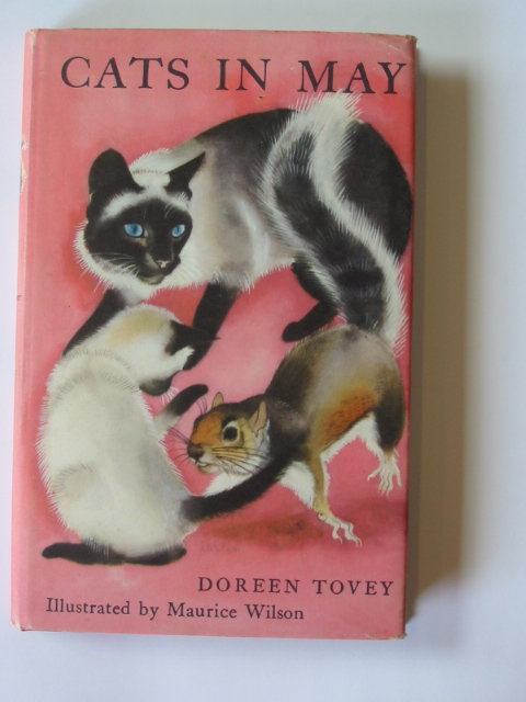 Photo of CATS IN MAY written by Tovey, Doreen illustrated by Wilson, Maurice published by Elek Books (STOCK CODE: 1302394)  for sale by Stella & Rose's Books